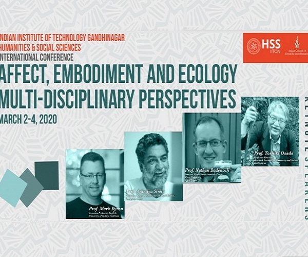 Affect, Embodiment, Ecology: Multidisciplinary Perspectives