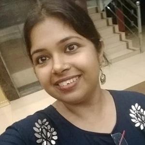 Jagriti Gangopadhyay