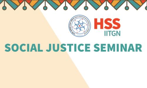 Social Justice Seminar Series