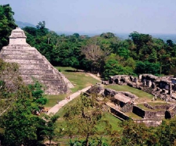 The Classic Maya Collapse – A Civilization in Ruins