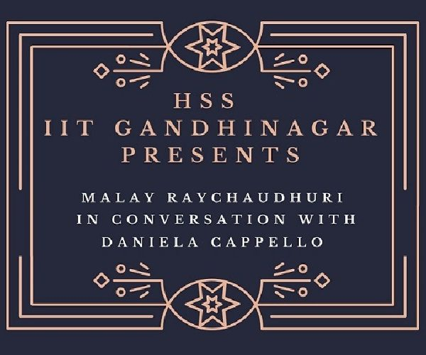Malay Raychaudhuri in Conversation with Daniela Cappello