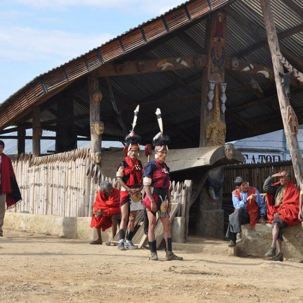 Cultural identity of the Nagas vis-à-vis their origin