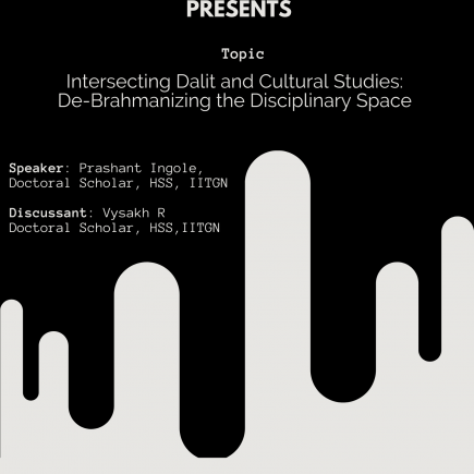Intersecting Dalit and Cultural Studies: De-brahmanising the Disciplinary Space