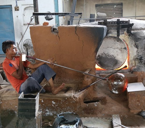 Mapping Kapadvanj Glass: the Last Surviving Traditional Tank Furnace in India
